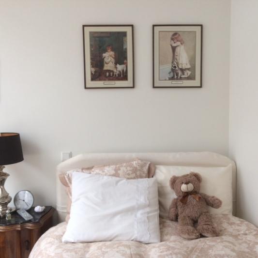Eigen spullen in appartement bij Kloek Amsterdam