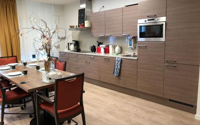 Keuken van Kloek Amsterdam