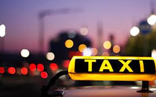 Kun je even een taxi voor me bellen