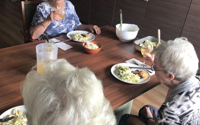 Samen eten bij Kloek