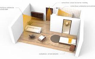 Veilig wonen dankzij slimme techniek UAS-appartement