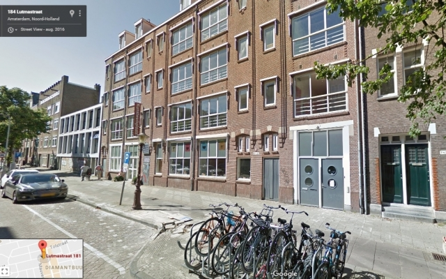 Pand Kloek Amsterdam